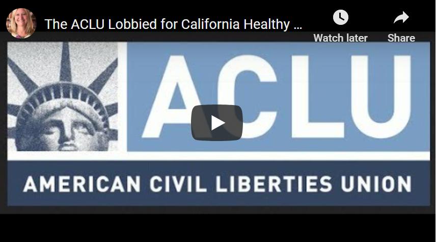 ACLU's Dishonest lobbying